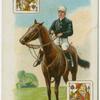Jockey: F. Wootton, colours: Lord Derby.