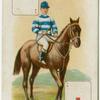 Jockey: W. Dollery, col: Ivor E. Hughes.
