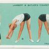 Exercises for women: trunk rolling.