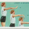 Exercises for women: wrist circling.
