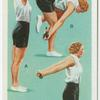 Exercises for women: body encircling.
