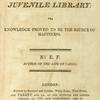 Visits to the juvenile library... [Title page]
