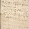 Robert Southey autograph letter signed to Edith Southey, 6 October 1801