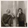 Robert Ferro and Michael Grumley. NYC.