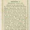 Henry I.
