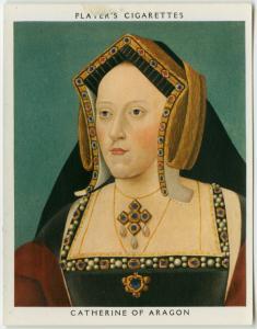 Catherine of Aragon.