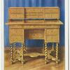 Marquetry writing table of King William III.
