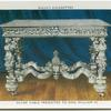 Silver table presented to King William III.
