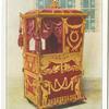 Queen Charlotte's sedan chair.