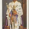 H. M. King George V in Imperial Robes.