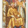 Coronation of King Edward I.