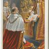 The Coronation Ceremony: Taking the Oath.