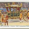 Returning from the Coronation.