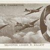 Squadron Leader R. Kellett.