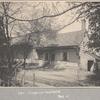 Front, Capt. Cornelius Vanderveer Home, Flatbush