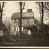 Silas Wood's House, Huntington, L.I.