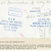 Art Exhibits - American Art Today - Sydney Kellner explains printing process