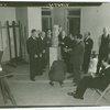 Art Exhibits - American Art Today - Group judging sculpture