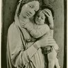 Art Exhibits - Masterpieces of Art Exhibit - Madonna and Child (della Robbia)