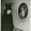 Art Exhibits - Masterpieces of Art Exhibit - Grace B. Cuyler views Mlle. Helvetius, Comtesse de Mun (Drouais)