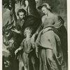 Art Exhibits - Masterpieces of Art Exhibit - Holy Family (Rubens)
