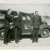 Australia Participation - John Hartigan, L.R. MacGregor (Commissioner) and C.V. Kellway