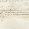 Australia Participation - L.R. MacGregor (Commissioner) signing guest register at Perylon Hall