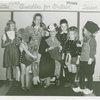 Australia Participation - Grand Duchess Marie surrounded by children