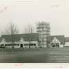 Ballantine - Construction of tower, north view