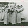 Borden - Women in costume