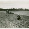 Borden - Jeffers, Henry (Inventor of Rotolactor, President of Walker-Gordon) - Testing soil