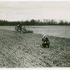 Borden - Jeffers, Henry (Inventor of Rotolactor, President of Walker-Gordon) - Testing soil