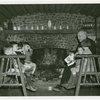 Borden - Jeffers, Henry (Inventor of Rotolactor, President of Walker-Gordon) - Reading to grandchildren