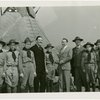 Boy Scouts - Grover Whalen, Theodore Roosevelt (Vice President, Scouts' National Council) and group
