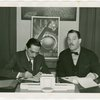 Brazil Participation - Raphael Correa de Oliveira and Grover Whalen signing contract