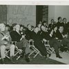 Brazil Participation - Fiorello LaGuardia and Grover Whalen in audience