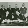 Canada Participation - Contract signing