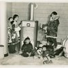 Carrier Corp. - Eskimos - Family in igloo