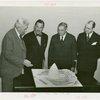 Carrier Corp. - Igloo - Exterior - Model, Grover Whalen, and executives