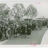 Children - School Visits - In line