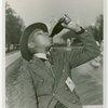 Children - School Visits - Drinking soda