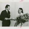 China Participation - Julius Holmes and Ya-Ching Lee