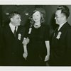 China Participation - Fiorello LaGuardia with Chinese Ambassador and woman
