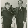 China Participation - Fiorello LaGuardia with Chinese Ambassador