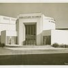 Christian Science - Building - Entrance