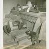 Chrysler Corp. - Construction of model rocket gun