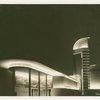 Chrysler Corp. - Exhibit at night