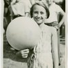 Construction - Ceremonies and Events - Girl with balloon