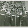 Contests - Barbershop Quartets - Contestants