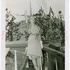 Contests - Beauty - Miss Indiana on boat